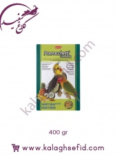 خوراک طوطي سانان GrandMix Parrocchetti 400 gr